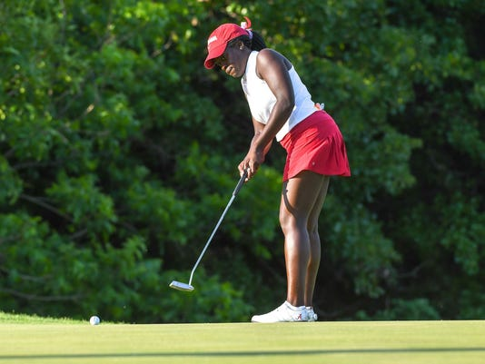 Alabama women's golf