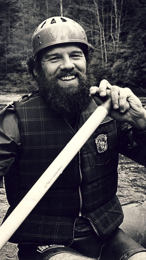 Payson Kennedy, co-founder of the Nantahala Outdoor