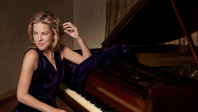 """""""I'm grateful every day,"""" Diana Krall says about her success."""