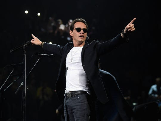 Marc Anthony realizará gira continental.