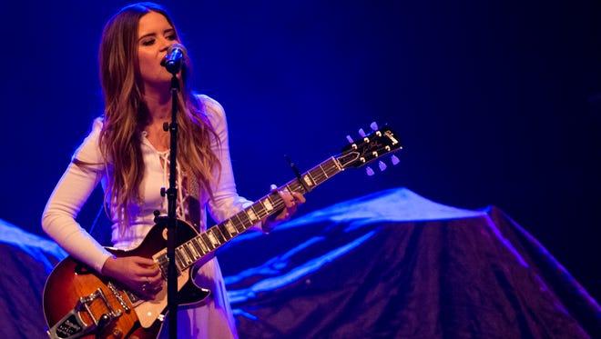 Singer-songwriter Maren Morris.