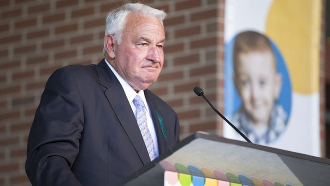 Tom Golisano is coming to the aid of fundraising efforts at WXXI and The Little Theatre.