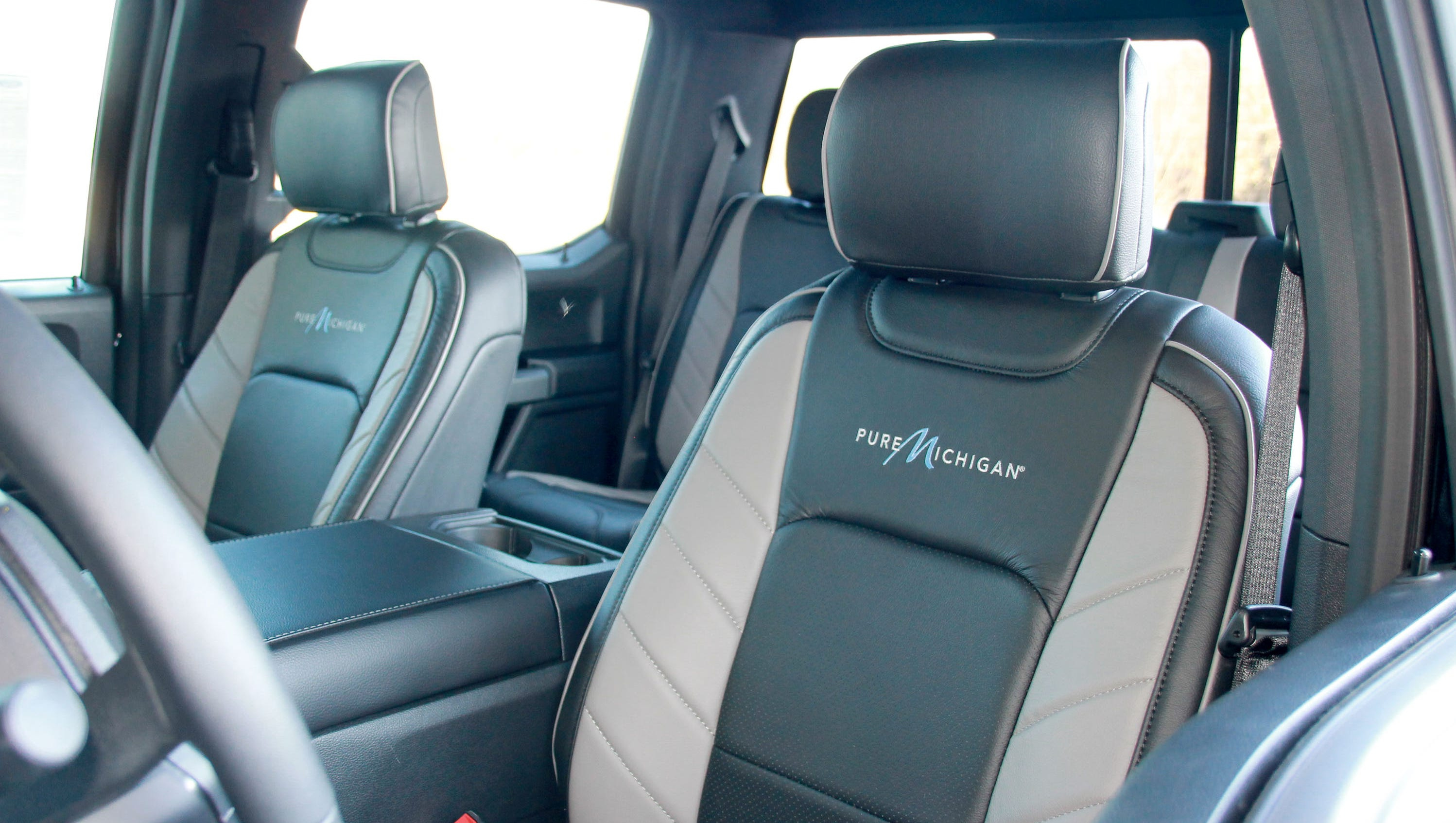 Ford F 150 Special Edition Customization Is Pure Michigan