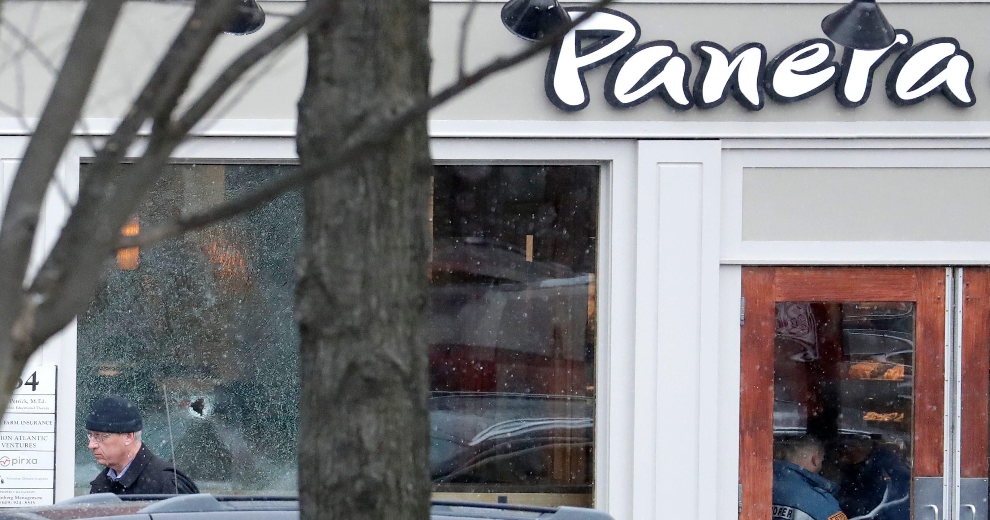 Princeton Panera fatal police-involved shooting video released