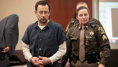 MSU trainers knew Nassar issues but are still on job, ex-athletes say