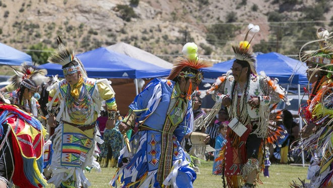 The Paiute Tribe of Utah held their 35th Annual Restoration Gathering and Pow-Wow on Friday and Saturday.