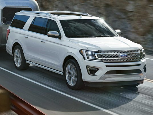 Ford Expedition Xlt Car And Driver