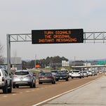 TDOT message sign voting begins