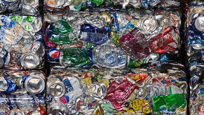Elected leaders from across Washington County gave the nod to a new curbside recycling program.