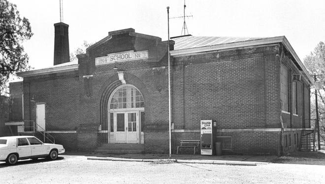 Center Township School No. 3.