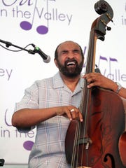 Christopher Dean Sullivan performs with his ensemble during the 17th annual Jazz in the Valley concert at Waryas Park in Poughkeepsie, Aug. 20, 2017. This year's event is set for Aug. 18.