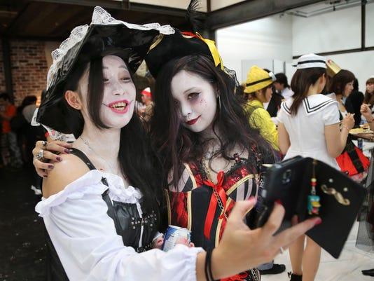 Japan Halloween Boom