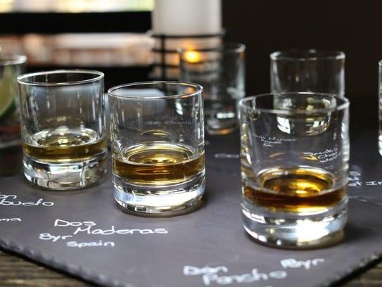 Toro Latin Restaurant & Rum Bar features a variety