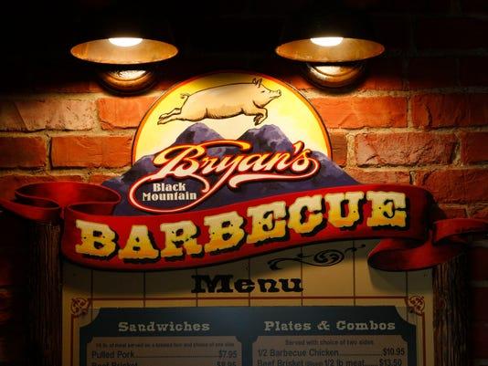Bryan's Black Mt BBQ