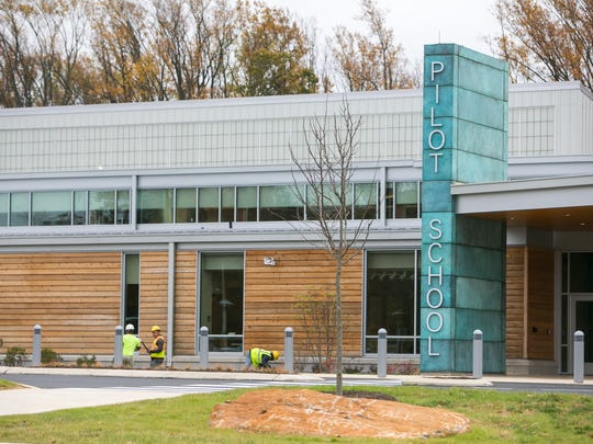 The Pilot School opened Monday and sits on a 50-acre property bounded on two sides by the Brandywine Creek State Park.