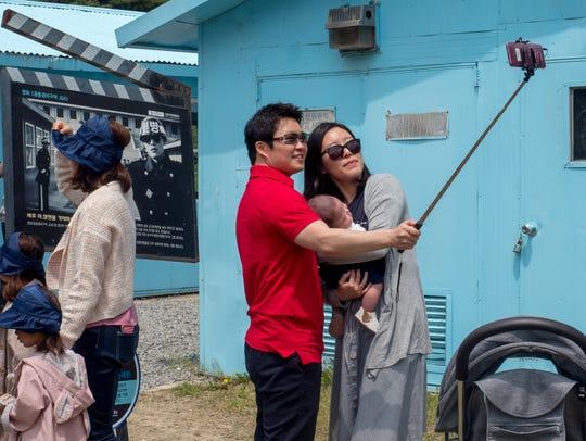 South Koreans have been flocking to Namyangju Studio