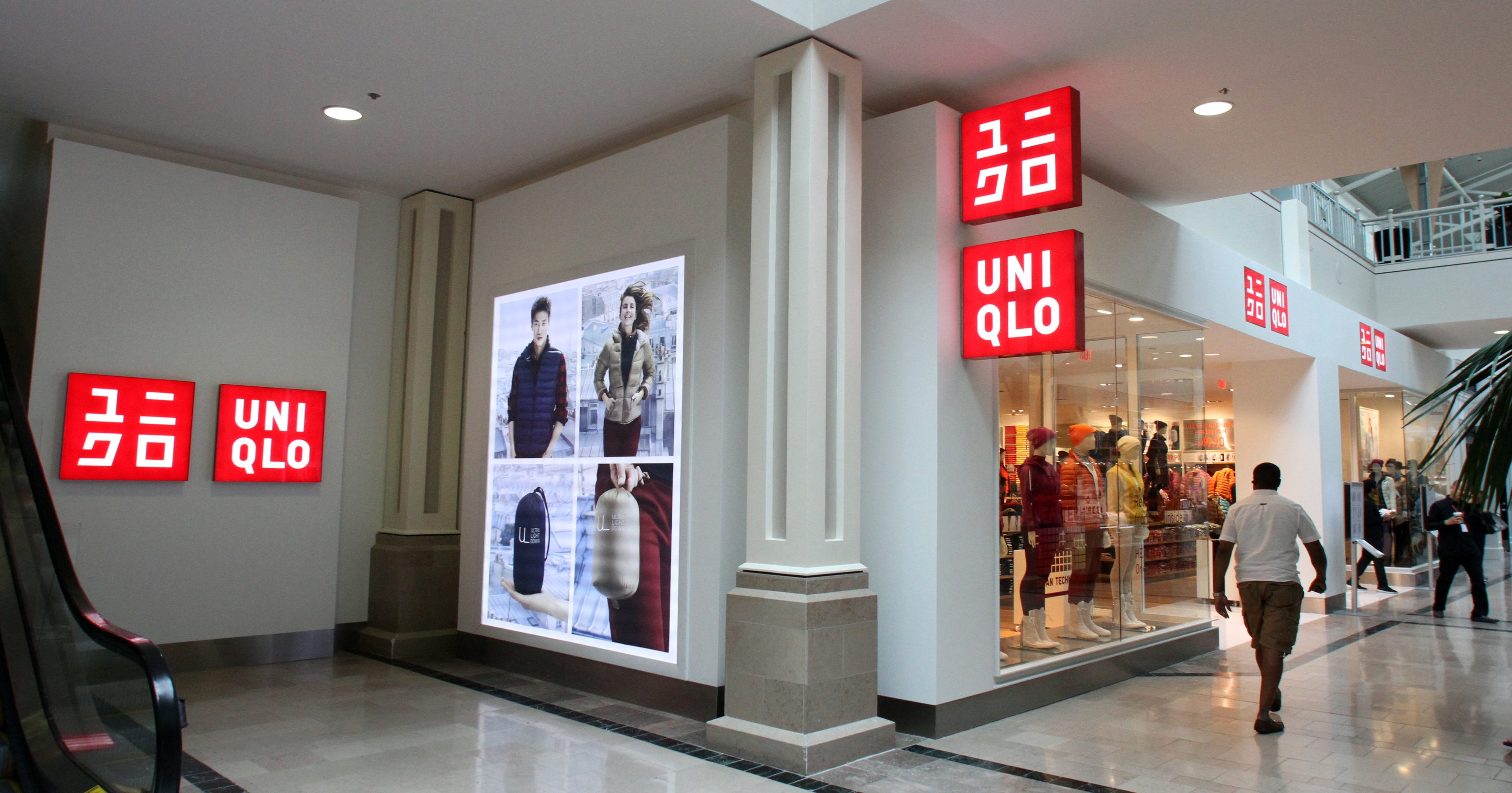 a5d21219f Uniqlo brings 94.3 the Point to Freehold mall