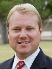 Tempe Mayor Mark Mitchell
