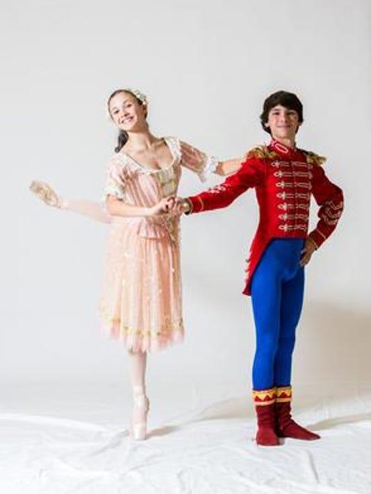 World Ballet Nutcracker art