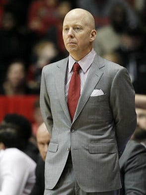 The No. 18 Cincinnati Bearcats will be favored to win at struggling UConn on Sunday, but coach Mick Cronin expects a typical Huskies challenge: 'UConn is still UConn.'