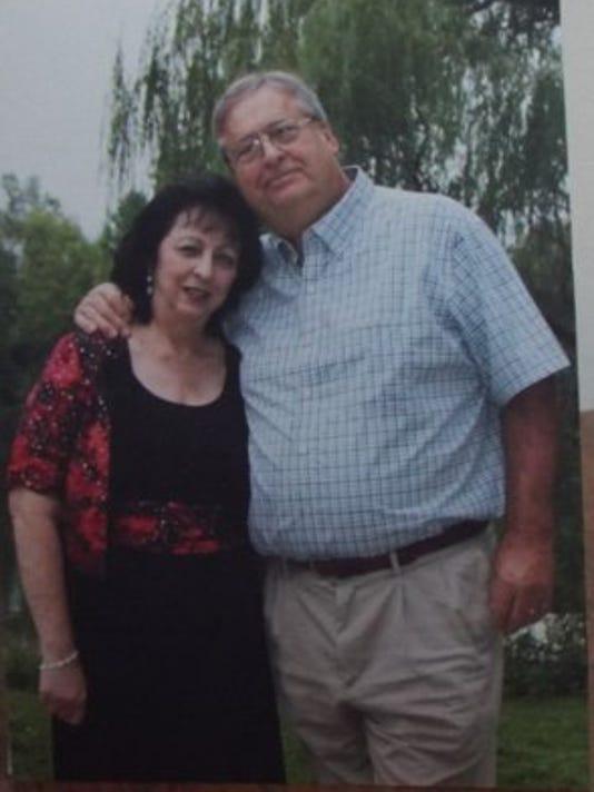 Anniversaries: Edward Becker & Debbie Becker
