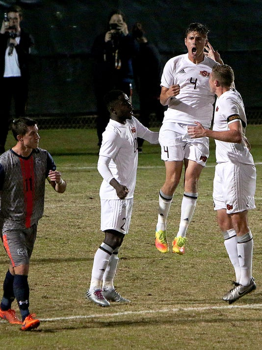 Midwestern State faces Colorado School of Mines in Div. II South Central men's championship