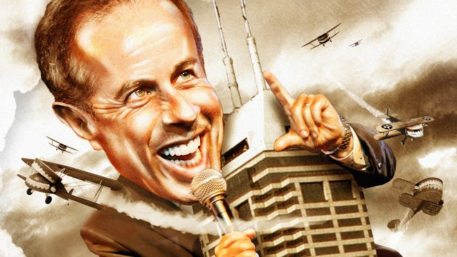 What is the deal? The king of comedy, Jerry Seinfeld, returns to Indy on tour.