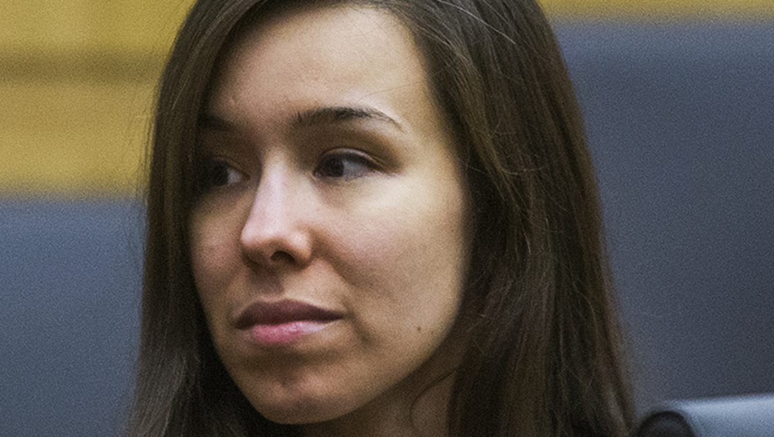 Jodi Arias Uses Vulgar Term Loses Contact Visit Privileges