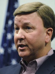 U.S. Rep. Mike Rogers is running for an eighth term