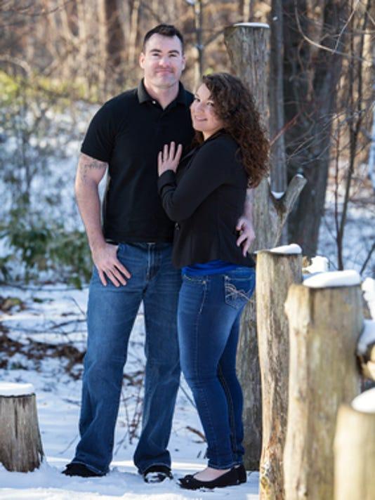Engagements: Ariel Hogue & Rickey Foster