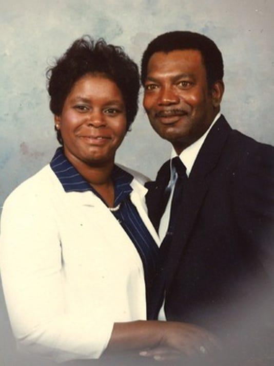 Anniversaries: Agnes Ray & Alonzo Ray