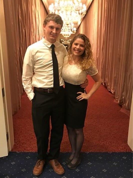 Engagements: Brian Kimbark & Julianna DeBellis