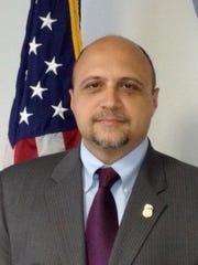 John Tsoukaris Head of ICE enforcement in Newark.