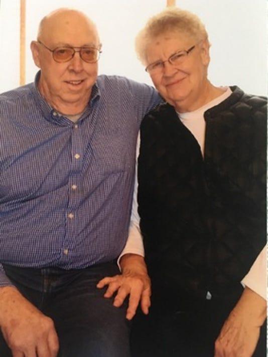 Anniversaries: Bob Lounsbery & Mary Lounsbery