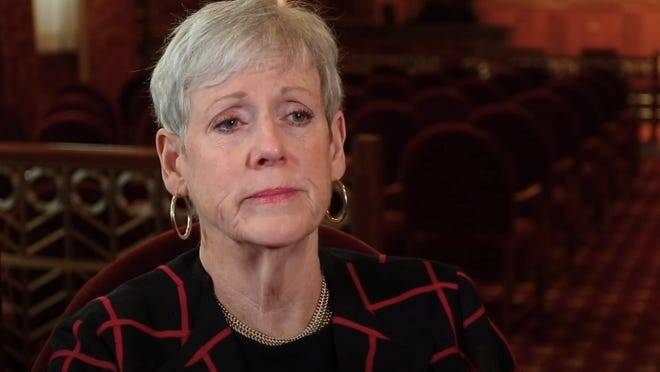An emotional Ohio Supreme Court Justice Maureen O'Connor discusses racial inequality in a new court-produced video.
