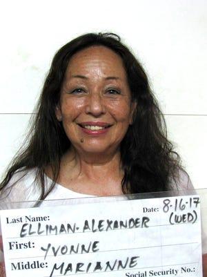 Yvonne Elliman-Alexander