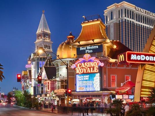 best western plus casino royale las vegas