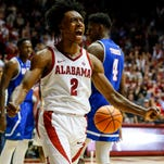Who's got Sexton? Auburn's Brown likely to cover Alabama freshman star in crunch time