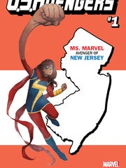 Ms. Marvel Avenger of New Jersey