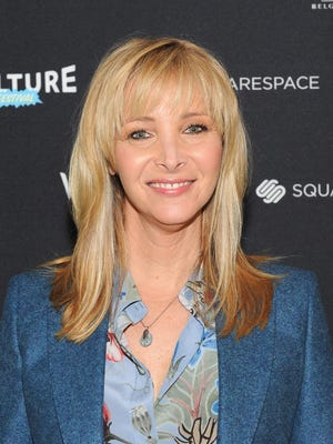 Lisa Kudrow attends the Vulture Festival on May 31 in New York. 'Who Do You Think You Are?,' which she produces, returns to TLC for a seventh season Sunday.