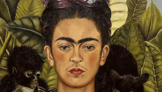 El arte inspirado en Frida Kahlo, se exhibirá en Phoenix.
