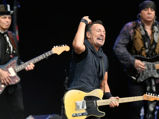 AP SWITZERLAND CONCERT SPRINGSTEEN I ENT CHE
