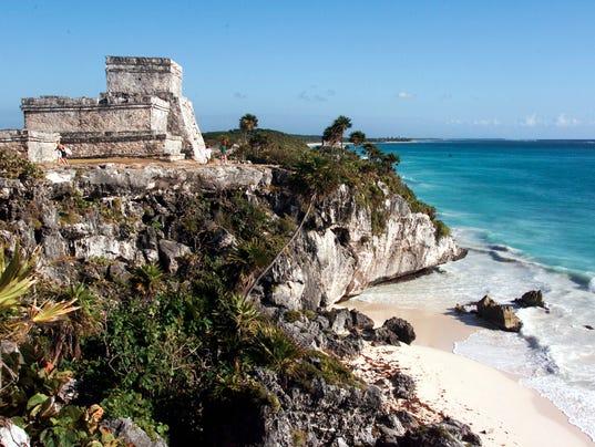 d Maya ruin 29