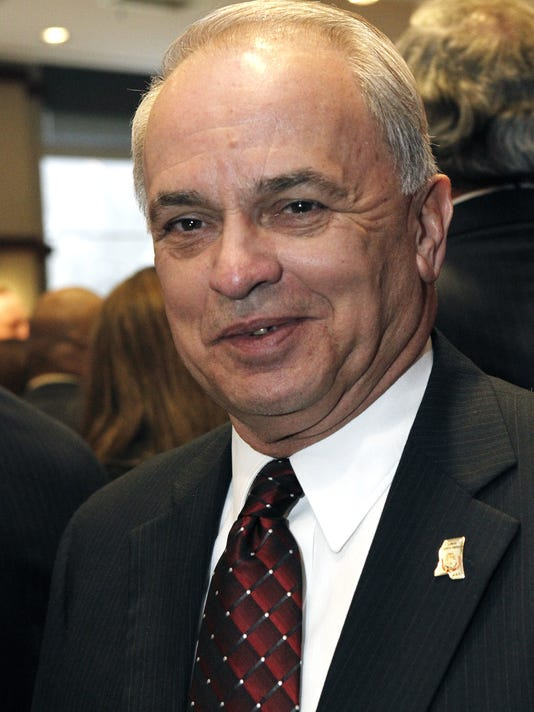 Mississippi Department of Public Safety Commissioner Albert Santa Cruz