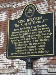 King Records was launched in 1943 as a country music