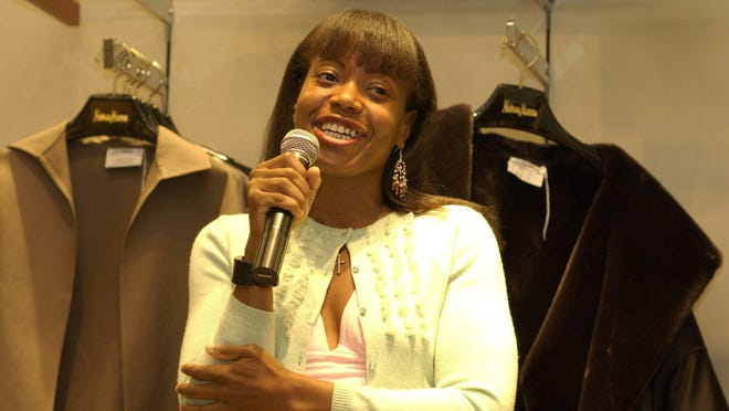 Tracy Reese a Detroit native and fashion forse who who now lives in New York.