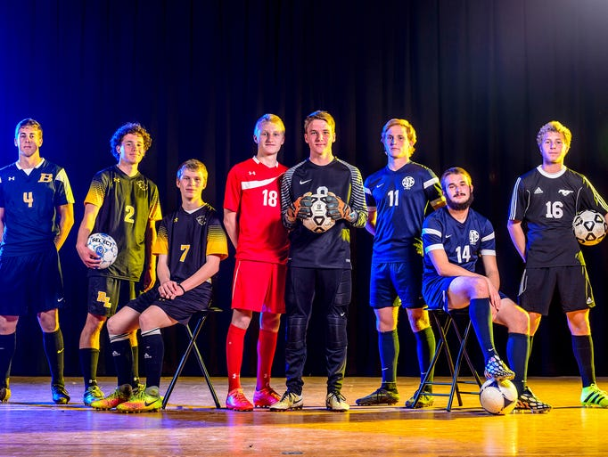 The GameTimePA.com first-team boys' soccer all-stars