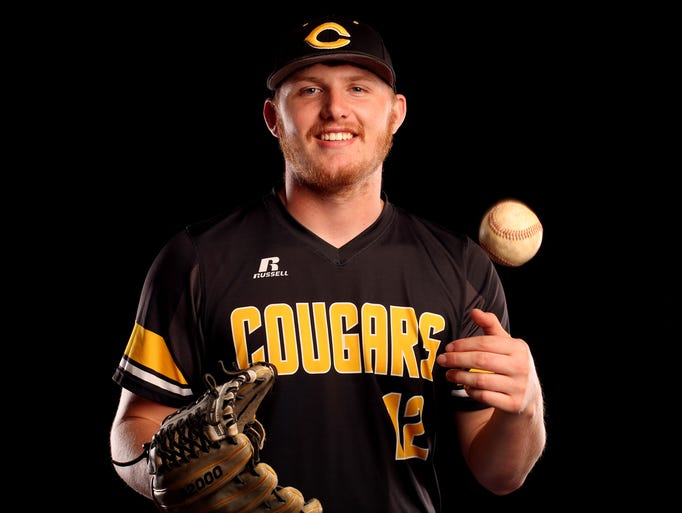 Cascade senior Mitchell Bell is nominated for Baseball