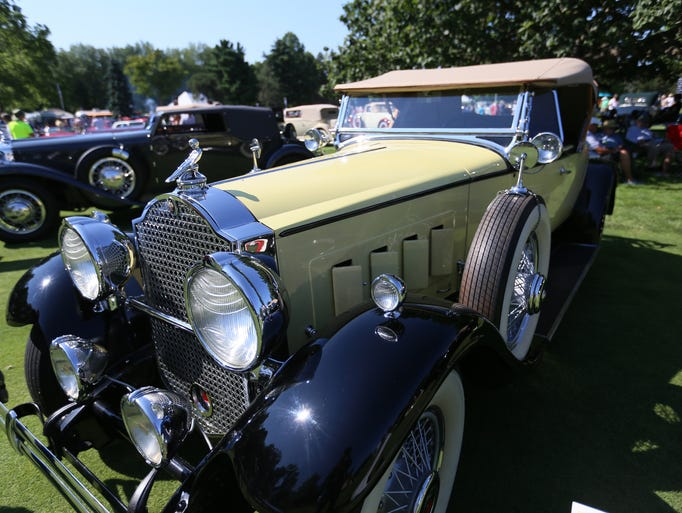 Concours D Elegance Of America Honors Design At Inn At St