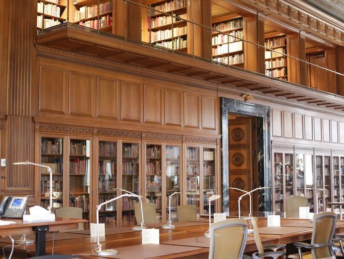 Detroit Public Library Tours